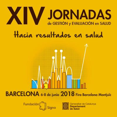 XIV Jornades de gestió i avaluació en salut