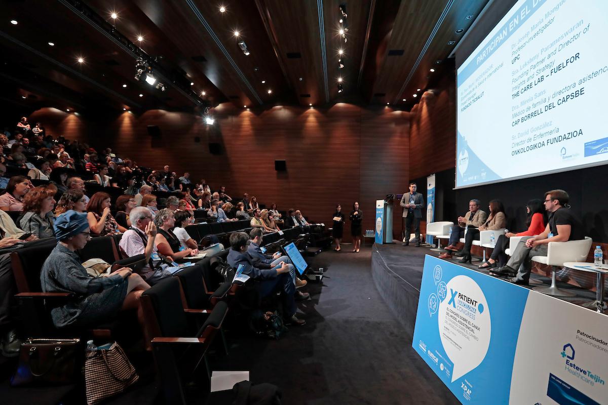 El congreso XPatient busca las mejores iniciativas en el ámbito de la experiencia del paciente