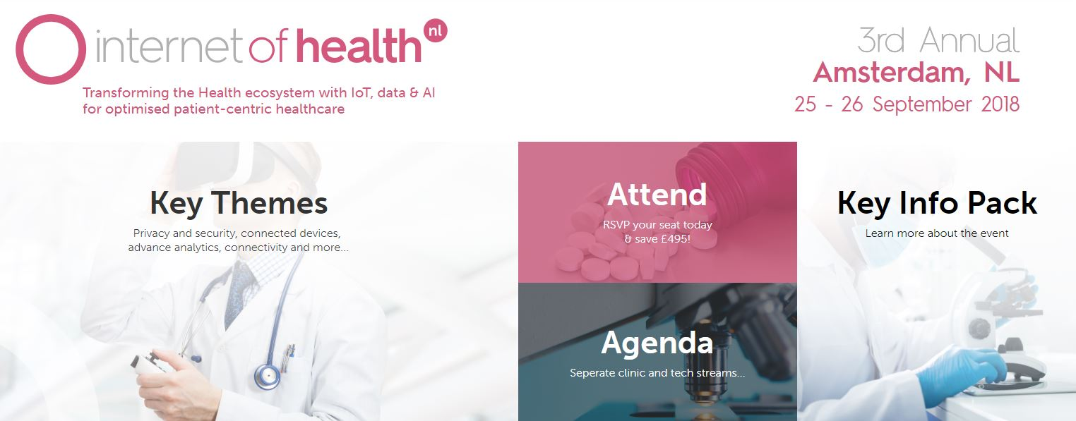 Internet of Health Conference
