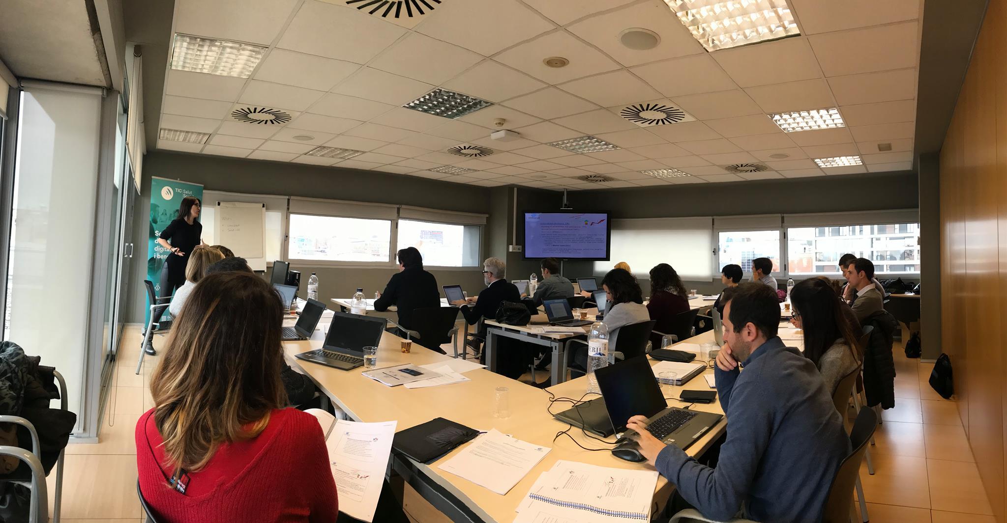 Un nou curs de la Fundació TIC Salut Social ajudarà als investigadors a redactar propostes competitives pel programa de finançament europeu Horizon 2020