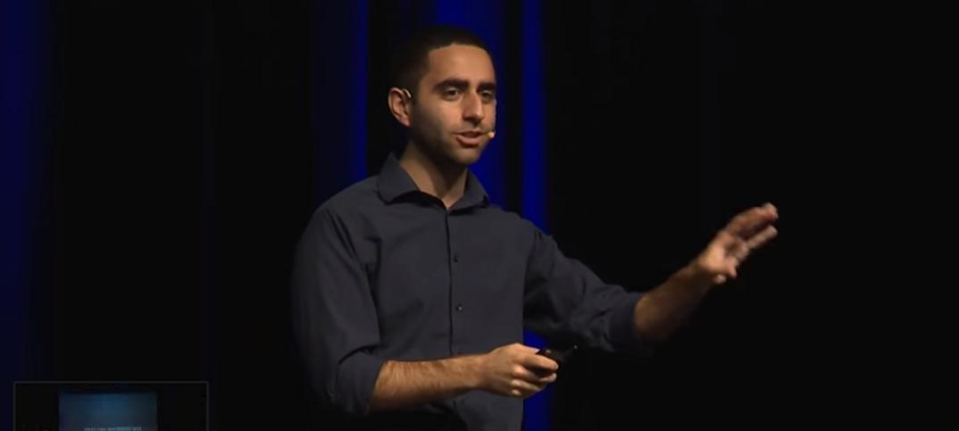 Ted Talk con Niema Moshiri