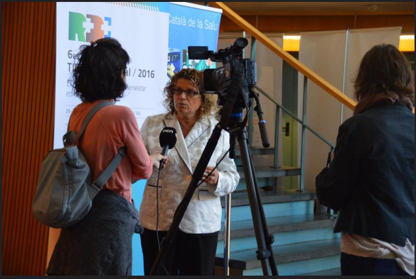 Entrevista Setembre 2018: Dra. Marina Geli, Coordinadora del Centre d'Estudis Sanitaris i Socials (CESS)