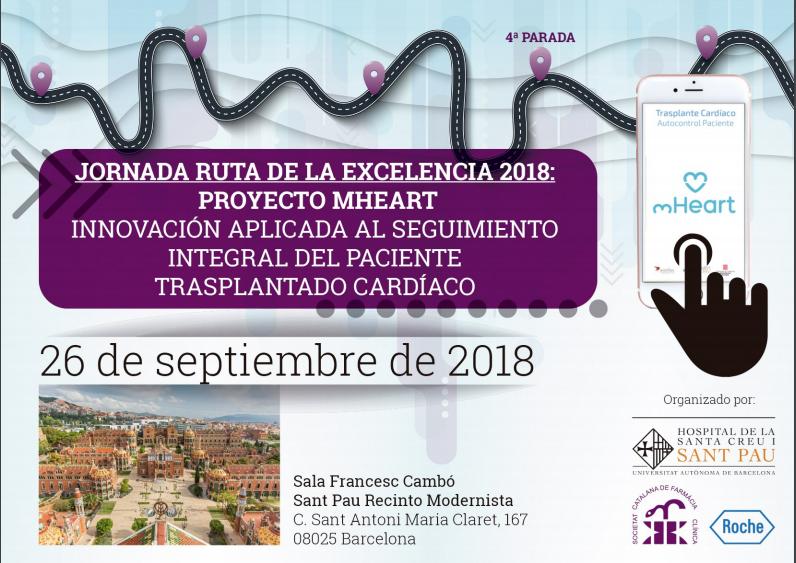 Jornada Ruta de la excelencia 2018: Proyecto mHeart