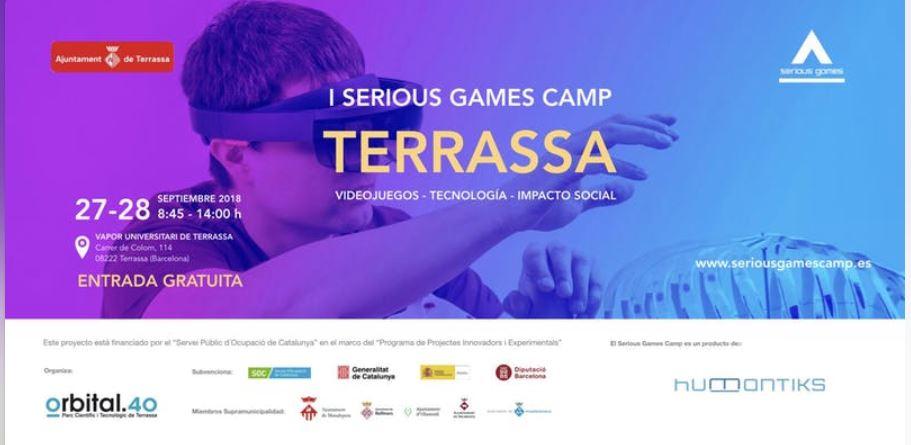 Els serious games debuten a Catalunya