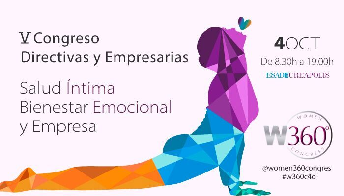 5ª edició del Women 360 ° Congress