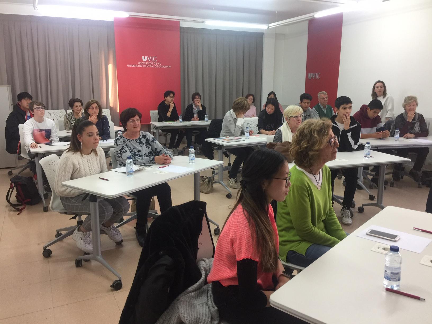 """El projecte """"Parelles Digitals UVic-UCC"""" arriba a la tercera edició"""
