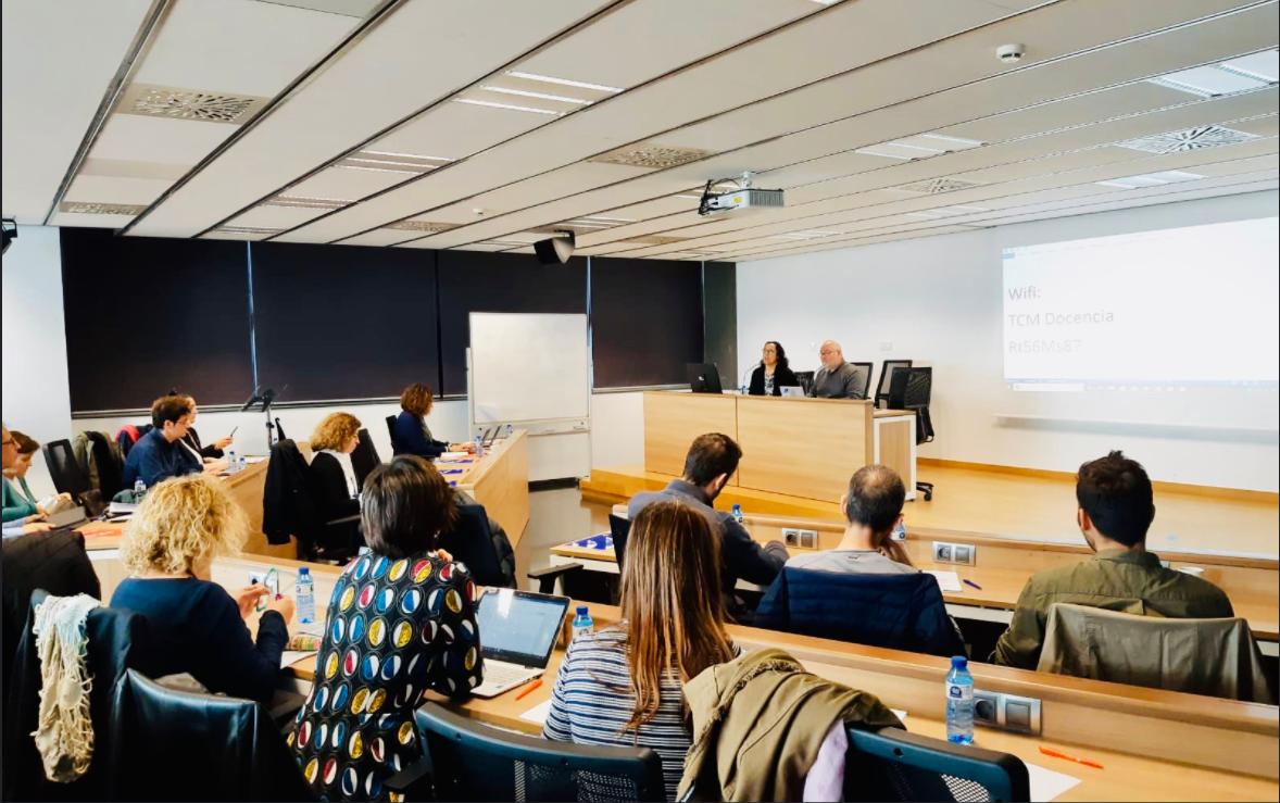 La Fundació TIC Salut Social celebra la primera jornada de trabajo de los Proyectos de Especialización y Competitividad Territorial (PECT)