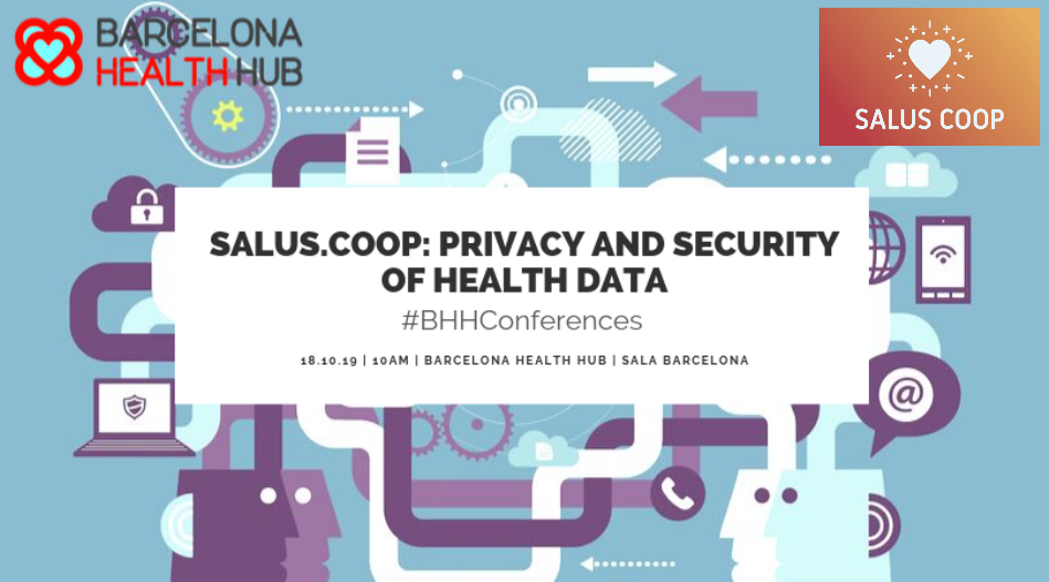 Conference about citizen cooperation for Health Data Research