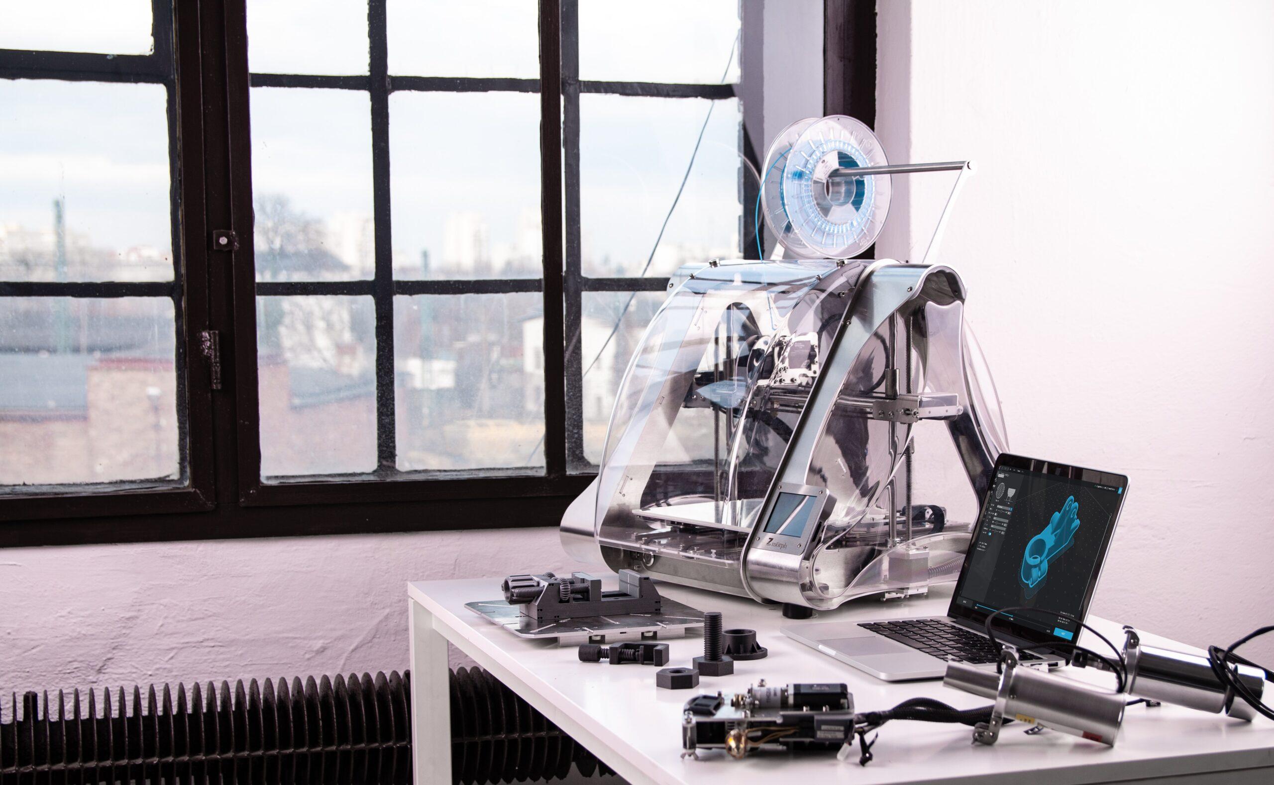 Dissenyat el primer respirador fabricat en 3D a Catalunya