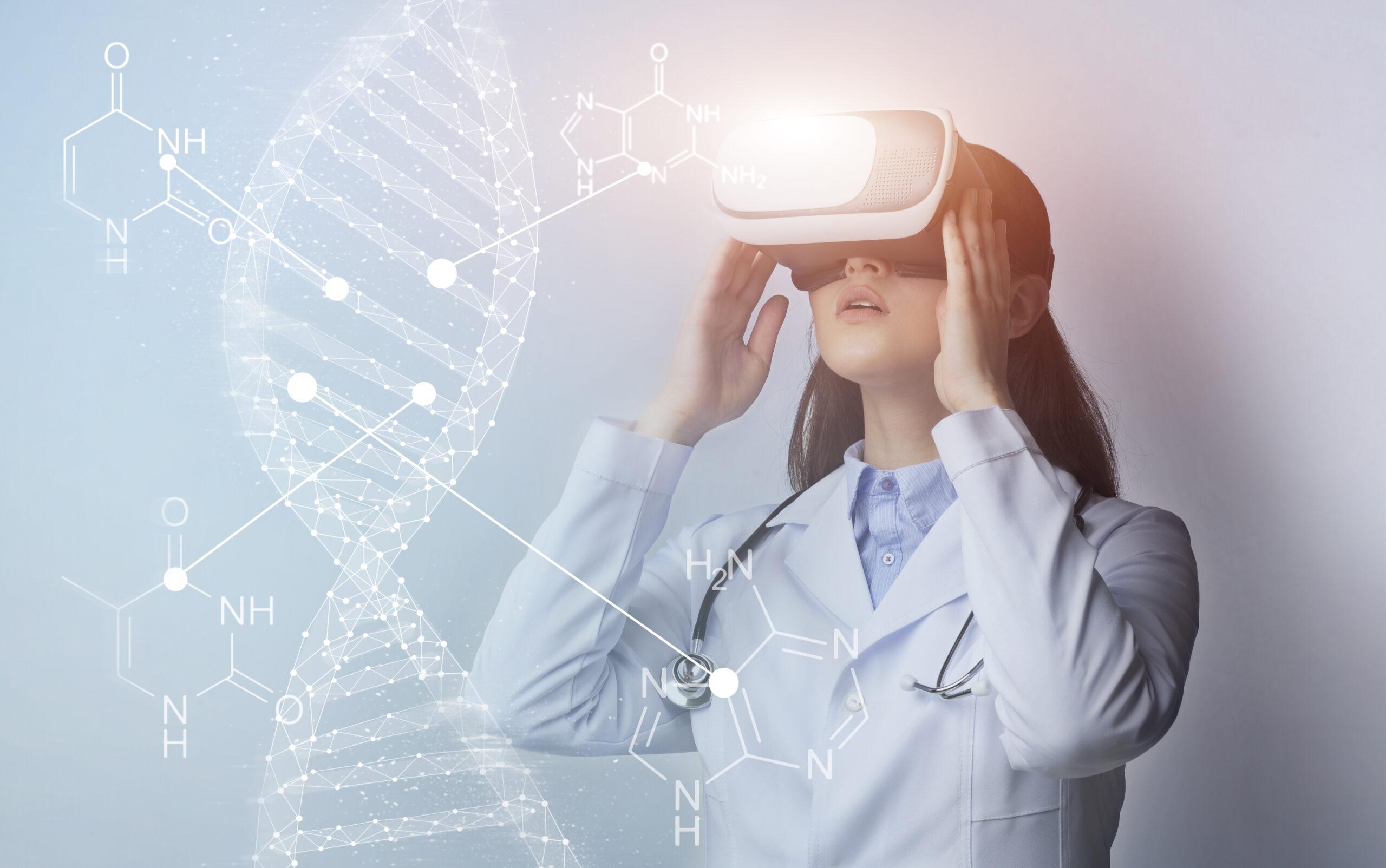 Presentat l'informe de realitat virtual en salut