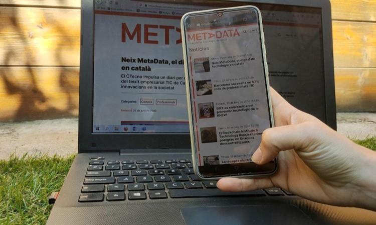 Neix MetaData, el digital de tecnologia en català