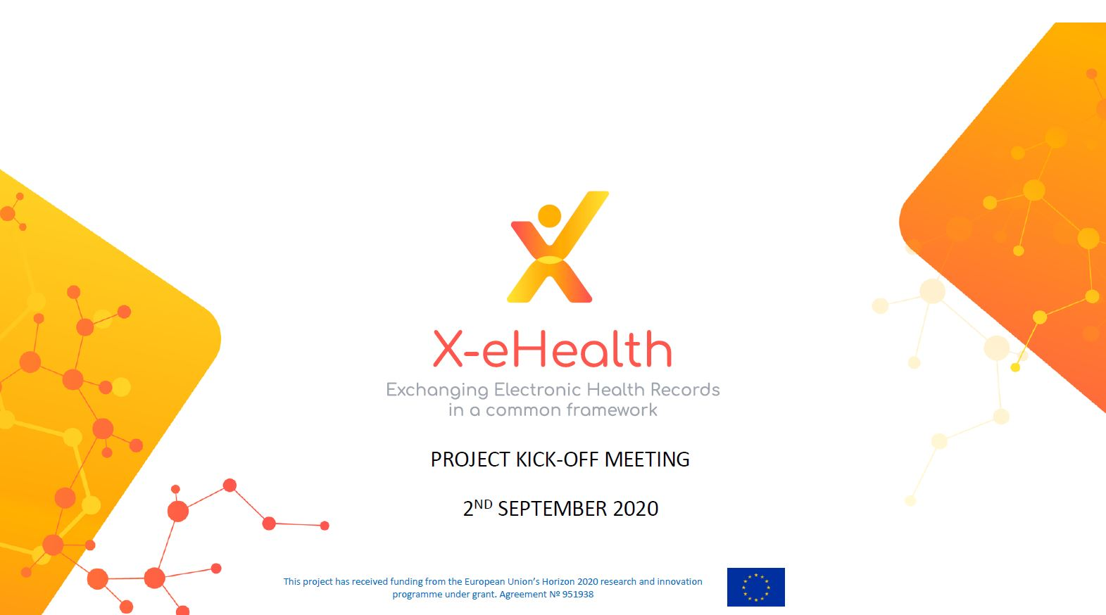 Launch of the European X-eHealth project with the participation of the TIC Salut Social Foundation