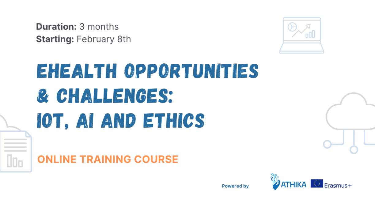 Opportunities in digital health and challenges at the hands of the Athika project