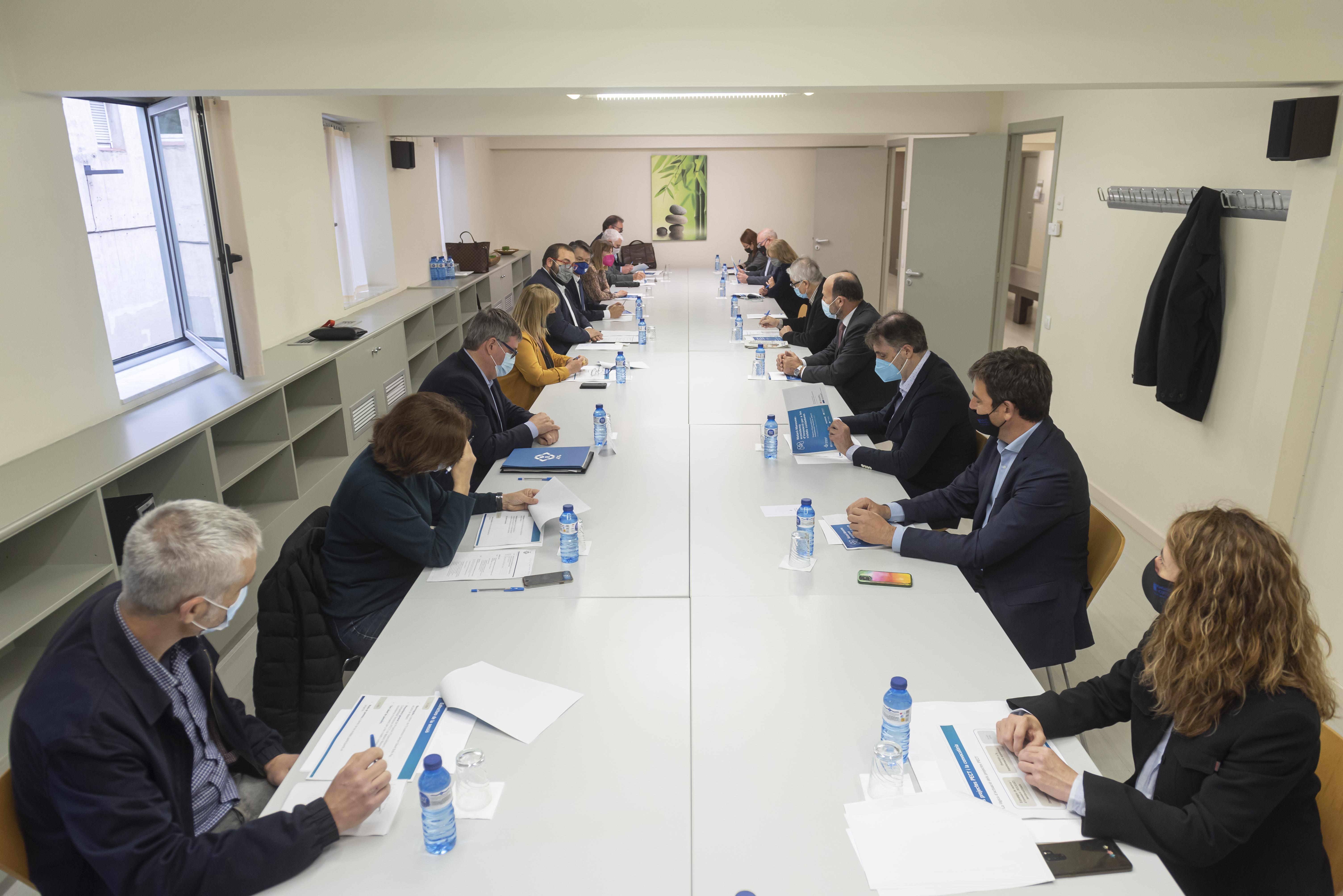 """Arranca el proyecto """"PECT de Mataró-Maresme: ecosistema de innovación para los ciudades cuidadores»"""