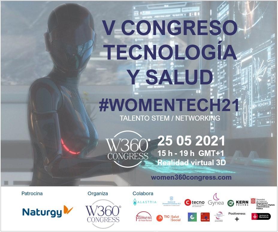 El WomenTech21 alinea la innovación tecnológica y el liderazgo femenino en el sector sanitario
